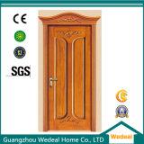 Porta de madeira vermelha para a casa com qualidade E1 (WDP3035)