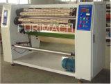 Машина клейкой ленты высокой эффективности BOPP разрезая/машина ленты запечатывания разрезая