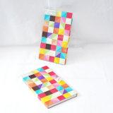 Le cadre coloré aiment un livre pour des instructions