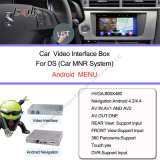 Navigation and Multimedia Interface on Android for 2014 Ds3, Ds4, Ds5, Ds6 with Mrn System