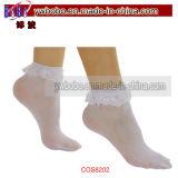 ギフトを広告することは強打する綿の豊富なLycraの足首のストッキング(COS8202)を