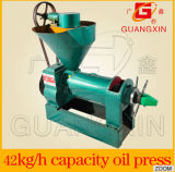 220V 4kw Motor 1ton/Day Small Oil Mill Yzyx70
