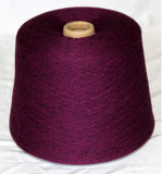 Teppich-Gewebe/Textilstrickende Häkelarbeit-Yak-Wolle-/Tibet-Schaf-Wolle-natürliche weiße Wollen