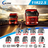 Qualität aller Stahlradial-LKW-Reifen (11R22.5) mit Reichweite ECE-PUNKT