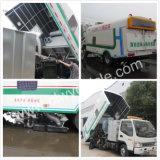 4X2 JAC Vacuumsewage Cleaner Tank Truck 또는 Waste Disposal Truck