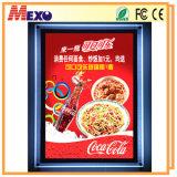 アクリル広告製品のレストランLEDの広告板デザイン