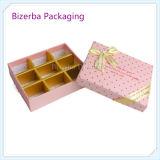 Caja de empaquetado/de embalaje de la cartulina del papel del regalo del chocolate de lujo del caramelo (BP-BC-0036)