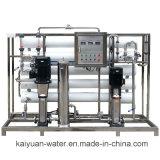 Agua potable de la máquina de tratamiento para tratar el agua de la ciudad / metro de agua / río Agua / Agua de Mar