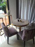 다방 또는 전시실 (MCT-001)를 위해 차리는 상한 대리석 커피용 탁자