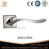 Ручка рукоятки двери Zamak европейского самомоднейшего минималист типа деревянная (Z6077-ZR09)