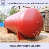 Бак сосуда под давлением химикатов - бак T-27 воздуха хранения