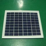 TUV IEC MCSのセリウムCertificateとの5-6watt Polycrystalline PV Solar Panel