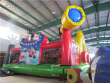 子供警備員およびスライダのための膨脹可能なCombos