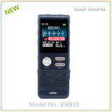 Enregistreur professionnel de voix numérique de Denoise pour le contact/étudier/conversation (ID8818)