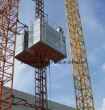 Строительный подъемник здания с механизмом реечной передачи