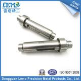 Aluminiumzubehör maschinell bearbeitete Teile mit anodisiert (LM-0531Q)