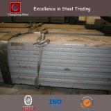 Штанга структурно специальной формы Ss400 стальная (CZ-F08)