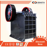 PE Series Stone Jaw Crusher con Large Capacity