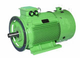 Do verde energy-saving Synchronous da eficiência elevada de conversão de freqüência de Eco do ímã permanente multi fase gerador do alternador do motor elétrico de 3 fases (JPM180L15-37)
