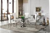 現代食堂の円卓会議および椅子の家具一定A8063