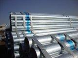 Tubulação de aço galvanizada Specification/ASTM A53 de MERGULHO quente 8 tubulação galvanizada de aço do MERGULHO quente da programação 40 da polegada feita em China