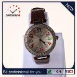 Neue Art-Armbanduhr-Quarz-Uhr-Legierungs-Uhr-Dame Uhr (DC-1789)