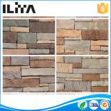 Pietra artificiale della coltura del rivestimento della parete del materiale da costruzione (YLD-21005), cemento della macchina del mattone, mattone leggero dell'argilla