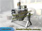 chaleira 300L Jacketed elétrica sem misturador