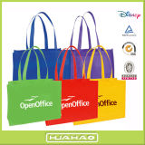 Изготовленный на заказ Standard Nonwoven Tote Bag Perfect для Trade Show, Events и Promotions