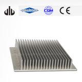 Le profil en aluminium d'extrusion retraitent le radiateur en aluminium