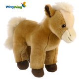 Bouche Movement Swing Tail Plush Rocking Horse Toy dans Unique Design From Factory