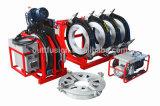 Machine hydraulique Shd630/315 de soudure par fusion de bout de pipe de HDPE