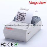 Stampante termica mobile da tasca di 58mm Bluetooth per il servizio al minuto (MG-P500UBD)