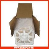 Lona blanca de la materia textil de la impresión de Digitaces del formato grande de la alta calidad (SWC100)