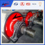 직업적인 Conveyor Head 및 End Pulley Tail Pulley Factory