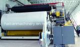 Máquina de papel crescent automática de alta velocidad de tejido