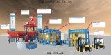 Beijing Zhongcai Jianke Hollow Block Making Machine Qté9-18