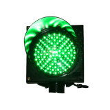 200mmのフルスクリーンの駐車場の緑LEDの交通信号ライト