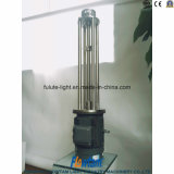 Misturador elevado sanitário da tesoura do produto comestível da venda quente