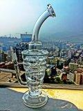 Großhandelshitman-Eiscremebecher-Stapel KLEKS bringt rauchendes Wasser-Glasrohr in Ordnung