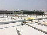 Membrana de impermeabilización del PVC usada en materiales para techos como material de construcción