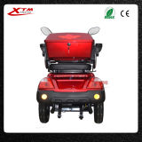 3つの車輪のスクーターの障害があるか無効のために助けられる電気三輪車のペダル