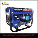 연료 Save 중국 2kw 2kVA Silent Gasoline Generator