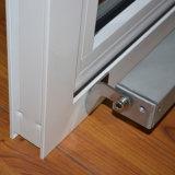 [كز127] [أوتومنتيك] تحكم مسحوق يكسى ألومنيوم قطاع جانبيّ ظلة نافذة مع تعقّب هويس متعدّد