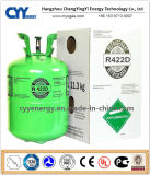 Refrigerant R422D의 높은 Quality High Purity Mixed Refrigerant Gas