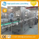 Terminar la máquina de rellenar del Aqua automático lleno
