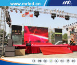 Mrled Products P12.5mm Indoor LED Mesh Display Screen (Stage Screen) con il CE di ISO9001and, Rhos, UL