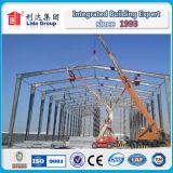 Magazzino della struttura d'acciaio di disegno della costruzione dell'Iran