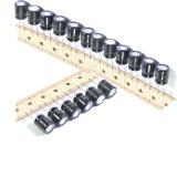 размер миниатюры электролитического конденсатора радиальной E-Крышки 82UF 450V алюминиевый