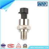 Steel di acciaio inossidabile IP65/IP67 Mini Pressure Transducer con 1/4NPT o 1/4 di Bsp Thread Connection